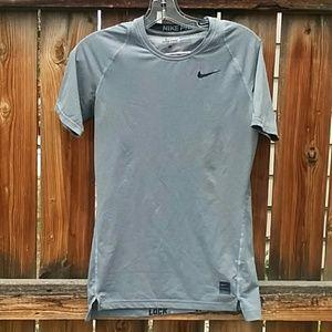 Nike pro compression short sleeve t shirt medium